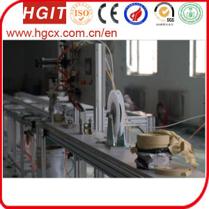 PU Strip Feeding Foaming Equipment for Aluminum Profile pictures & photos