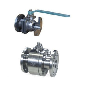 Split Body Ball Valve
