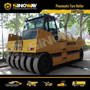35 Ton Operating Weight Pneumatic Tire Roller pictures & photos