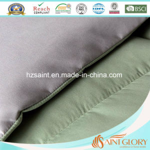 100% Polyester Solid Color Hollow Fiber Duvet pictures & photos