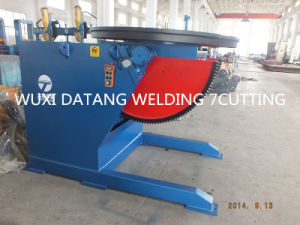 Wireless Remote-Control Welding Positioner pictures & photos