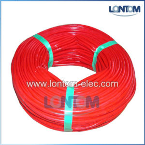 Heat Retardant Silicon Fiberglass Sleeving pictures & photos
