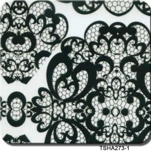 Tsautop 1m Decorative Materiel Flower Pattern Dipping Hydrographic Water Transfer Printing Film pictures & photos