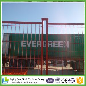 Online Shopping Construction Site Rent Canada Portable Fence pictures & photos