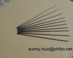 99.95% Pure Tungsten Rod, W Rod, Tungsten Bar pictures & photos