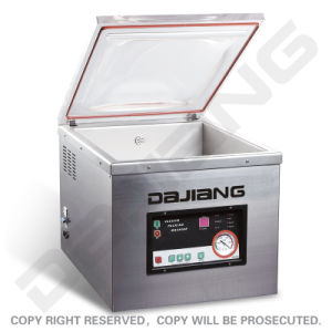 Table Top Vacuum Packaging Machine (DZ-390/T)