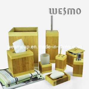 Square Bamboo Bath Accessory (WBB0311A) pictures & photos
