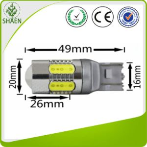 7443 COB Double Color 14W LED Car Light pictures & photos
