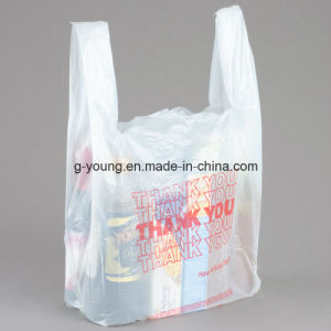 T-Shirt Thank You Plastic Bag pictures & photos