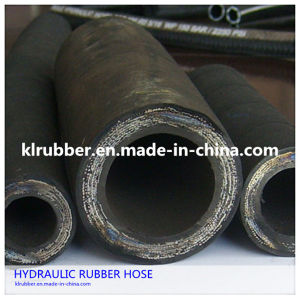 4sp High Pressure Hydraulic Rubber Hose pictures & photos