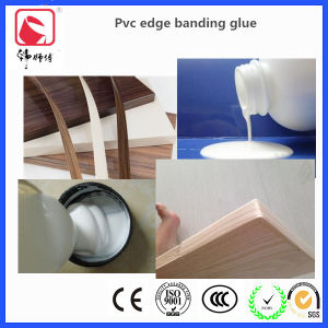PVC Edge Banding White Adhesive pictures & photos