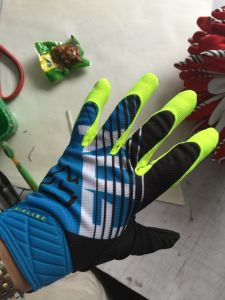 Racing Gloves Sport Utility Vehicle Gloves Mountain Bike Riding Gloves pictures & photos