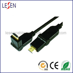 HDMI Cable, 1.3 and 1.4V High Speed, High Quality pictures & photos