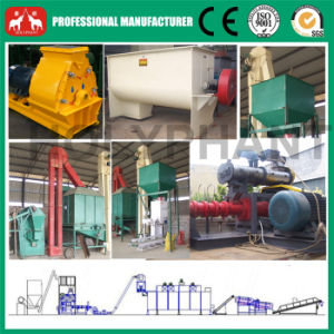 Full Automatic Factory Price Animal Feed Plant pictures & photos