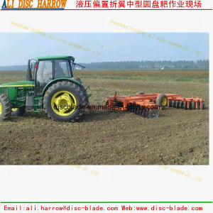 1bz Series of Hydraulic Heavy Duty Offset Disc Harrow for Africa Market pictures & photos