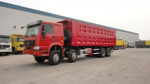 31tons Dump Truck with High Quality Zz3317n3667 pictures & photos