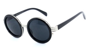 Fashion Popular Round Sunglasses (6001) pictures & photos