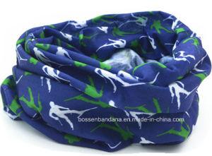 Factory OEM Produce Custom Logo Printing Multifunctional Tubular Polyester Bandana pictures & photos