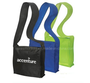 Fantastic Non Woven Shoulder Bags with Long Belt pictures & photos
