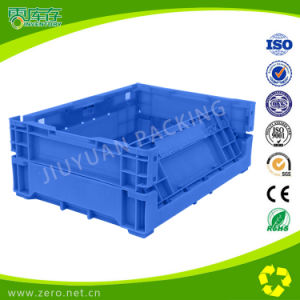 Heavy Duty Plastic Moving Crate, PP Plastic Crate pictures & photos