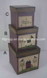 Hot Sale Customized Unique Gift Set Paper Box (FAFG024) pictures & photos