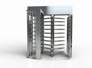 High Durable and Strong Secured Full Height Turnstile pictures & photos
