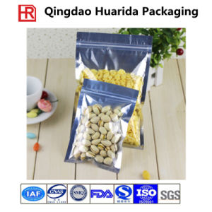 Clear PE Top Zip Lock Plastic Food Packaging Bag pictures & photos