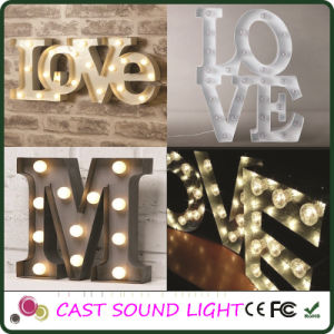3D LED Letter/Number Advertising Sign Lights  pictures & photos