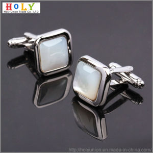 Shell Cufflinks Men Cuff Links Shirts Cuff-Links (Hlk31415) pictures & photos