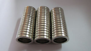 Permannet Neodymium Good Permanent Ring Magnets (UNI-RING-010) pictures & photos