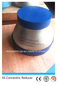 ASTM B16.9 Wp347h Pipe Fittings Stainless Steel Reducer pictures & photos