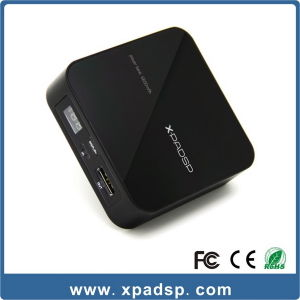 6600mAh External Mobile Power Pack
