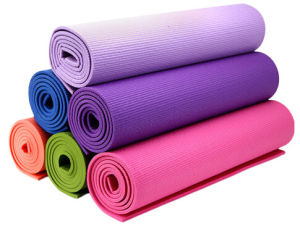 Wholesale PVC Yoga and Sports Mat pictures & photos