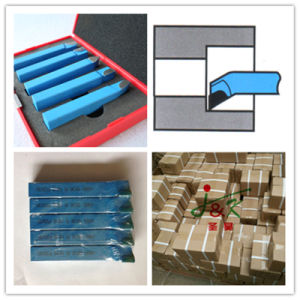 Brazed Carbide Turning Tool/ HSS Round Turning Tool From Qingdao Factory pictures & photos