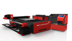 Laser Cutting Machine for Metal Pipe/Tube and Sheet (TQL-LCY620-GB4115)