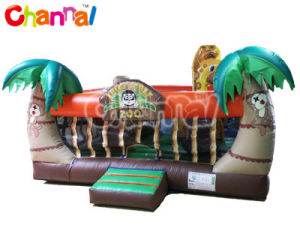 Inflatable Zoo Combo Inflatable Jumping Castle Bb274 pictures & photos