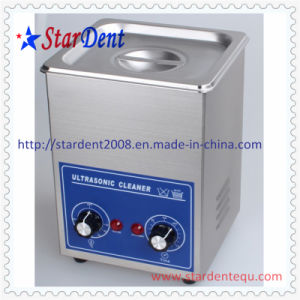 2L Stainless Steel Digital Tabletop Ultrasonic Cleaner of Dental Unit pictures & photos