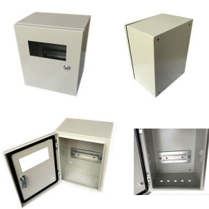 Electric Metal Boxes--Single Door pictures & photos