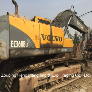 Used Volvo 360b Crawler Excavator with Lowest Price