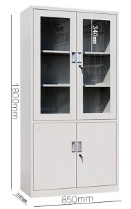 Factory Outlets Office Furniture Steel Swing Door Filing Cabinet pictures & photos