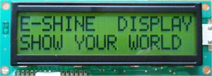LCD Display Character COB EC1602H0 pictures & photos