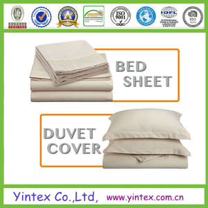 New Design Microfiber Bed Sheets pictures & photos