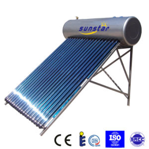 Integrative Pressurized Solar Water Heater (SP470-58/1800-10) pictures & photos