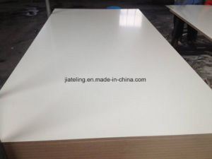 Lamination MDF Board with Melamine Paper pictures & photos