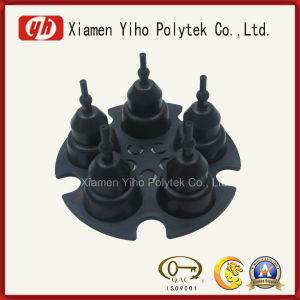 ISO9001 SGS EPDM Molded Silicone Auto Rubber Parts pictures & photos