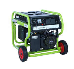 3kw Saso Certified Petrol Gasoline Generator pictures & photos