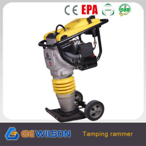 Gasoline Tamping Rammer with Best Quality Spare Parts pictures & photos