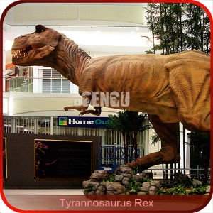 High Quality Dinosaur Museum Animatronic Dinosaur pictures & photos
