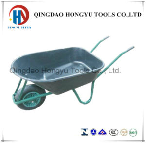 High Quality Heavy Duty Construction Wheelbarrow (WB6414L) pictures & photos