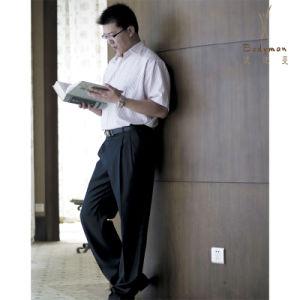 Men′s Leisure Classical Business Shirt
